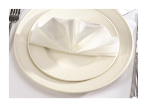 Flat Pack Napkins White - 16 in. x 16 in.