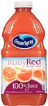 100 Percent Red Ruby Grapefruit Juice - 60 Fl. Oz.