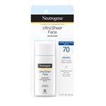 Neutrogena Ultra Sheer Liquid Sunblock Spf 70 - 1.4 Fl. Oz.