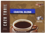 Caza Trail Coastal Blend Medium Roast Coffee - 8.04 Oz.