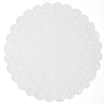 Doilie Normandy Lace - 6 in.