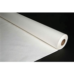White Paper Banquet Roll - 40 in. x 300 in.