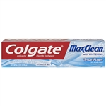 Colgate Max Clean Effervescent Mint Toothpaste - 6 Oz.