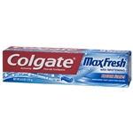 Colgate Max Fresh Cool Mint Toothpaste - 6 Oz.