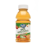 Ruby Kist Single Serve 100 Percent Apple Juice - 10 Fl.oz.