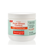 Acne Stress Control Night Cleansing Pads
