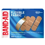 Band Aid Flex Pack Bandages