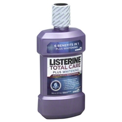 Listerine Total Care Plus Whitening - 32 Fl. Oz.