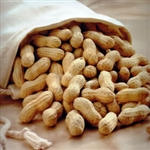 Unsalted In Shell Peanut Box Roasted - 25 Lb.
