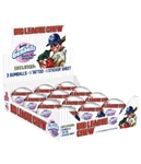 Big League Baseball with Gumballs - 1 Oz.