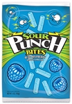 Sour Punch Bites Blue Raspberry Bag - 5 oz.