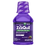 Zzzquil Night Time Sleep Aid - 6 oz.