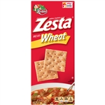 Keebler Zesta Wheat Saltines Crackers - 16 Oz.