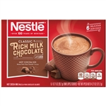 Nestle Hot Cocoa Rich Milk Chocolate Beverage Mix - 4.27 oz.