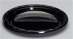 Plastic Black Plate - 10.25 in.