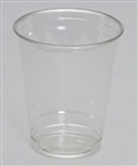 Plastic Drinking Cup Clear - 12 Oz.