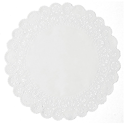 Normandy Lace Doily - 8 in.