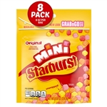 Starburst Minis Stand Up Pouch - 8 oz.