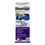 Dimetapp Nighttime Cold And Congestion - 4 fl. Oz.