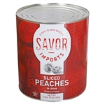 Savor Peach Sliced In Juice