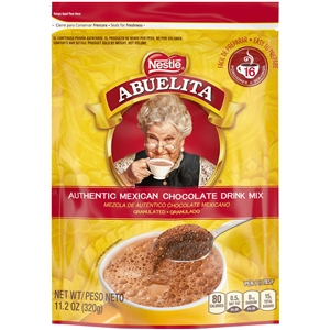 Abuelita Granulated Chocolate Beverage Powder - 11.2 Oz.