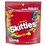 Skittles Original Stand Up Pouch - 9 Oz.