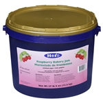 Seedless Raspberry Marmalade - 27.5 Lb.