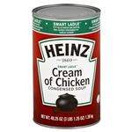 Heinz Cream Of Chicken Soup - 49.25 Oz.