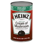 Heinz Cream Of Mushroom Soup - 49.5 Oz.
