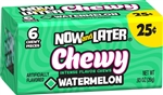Now and Later Chewy Watermelon Changemaker Candy - 0.93 Oz.
