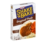 Kraft Shake N Bake Original Pork Seasoned Coating - 5 oz. - 12 per case