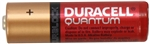 Duracell Quantum Alkaline AA Size