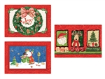 Holiday Joy Multipack 3 Designs - 9.75 in. x 14 in.