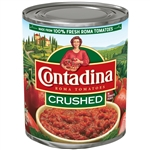 Crushed Roma Tomatoes Contadina Can - 28 Oz.