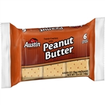Sandwich Toasty Peanut Butter Austin Cracker - 0.93 oz.