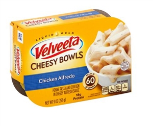 Velveeta Cheesy Skillets Dinner Chicken Alfredo - 9 Oz. - 6 per case