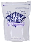 Sliced Toasted Blanched Almonds - 2 lb.