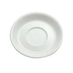 Buffalo Bright White Saucer - 6 in.