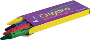 Crayon Color Pack Four