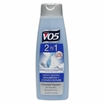 VO5 2 in 1 Moisturizing Shampoo Conditioner - 12.5 Oz.