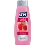 Herbal Escapes Sun Kissed Raspberry Shampoo - 12.5 Oz.