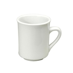 Cafe Mug Bright White - 8 Oz.