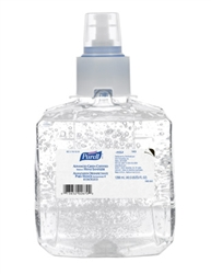Purell Advanced Green Certified Instant Hand Sanitizer - 1200 Ml.