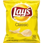 Lays Classic Potato Chips - 1 Oz.