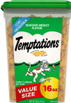 Whiskas Temptations Seafood Medley Value Pack - 16 oz.