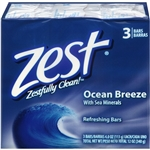 Zest Bar Soap - 3.4 oz.