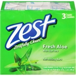 Zest Bar Soap Fresh Aloe - 12 Oz.