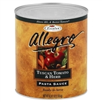 Allegro Tuscan Tomato and Herb - 105 Oz.