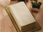 Towel Paper Linen Like Natural R Guest - 12 in. x 17 in.