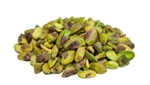 Raw Halves and Pistachios Pieces - 5 Lb.